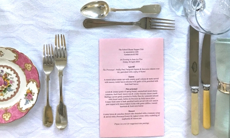 pink supper club